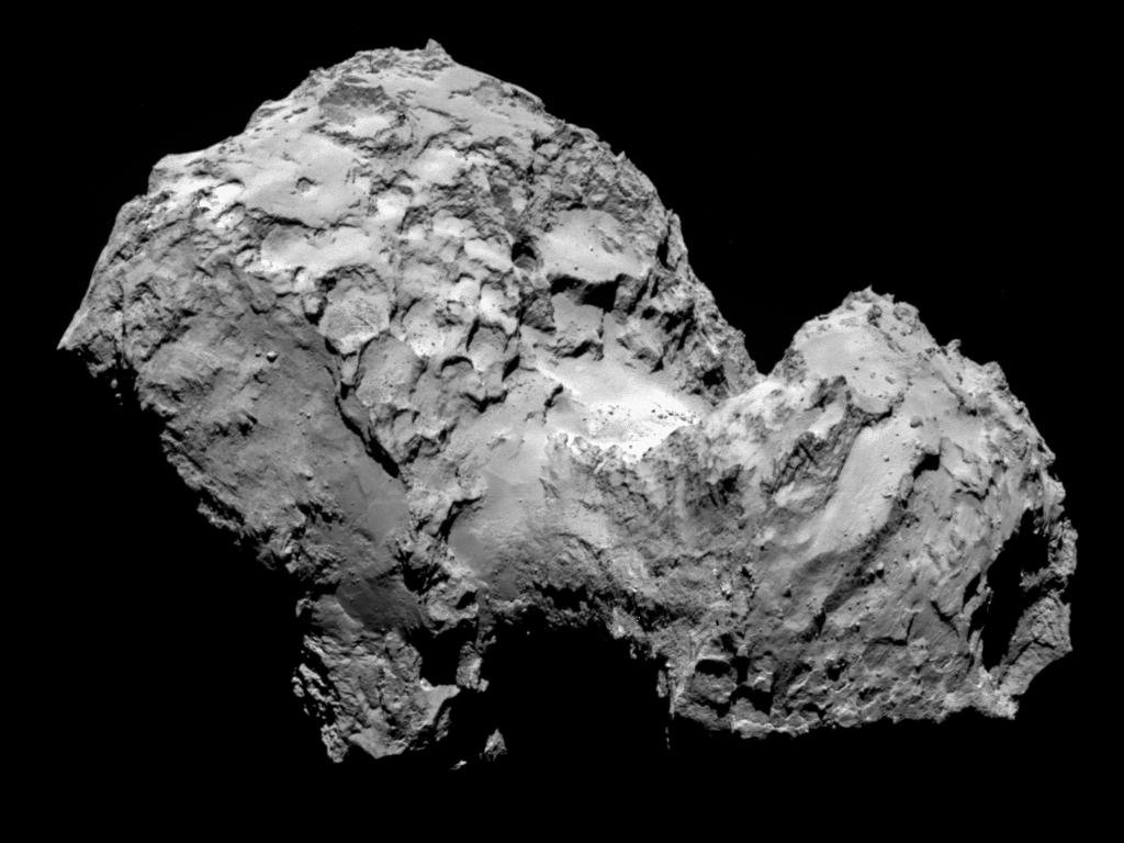67P/Csurjumov-Geraszimenko üstökös